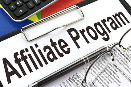 Affiliate program - affiliate marketing